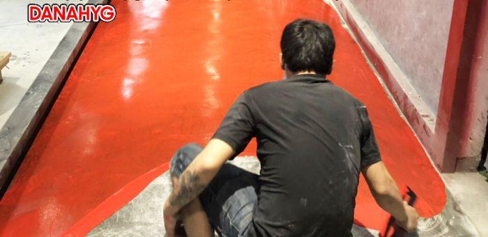 Thi công sơn sàn epoxy Đà Nẵng