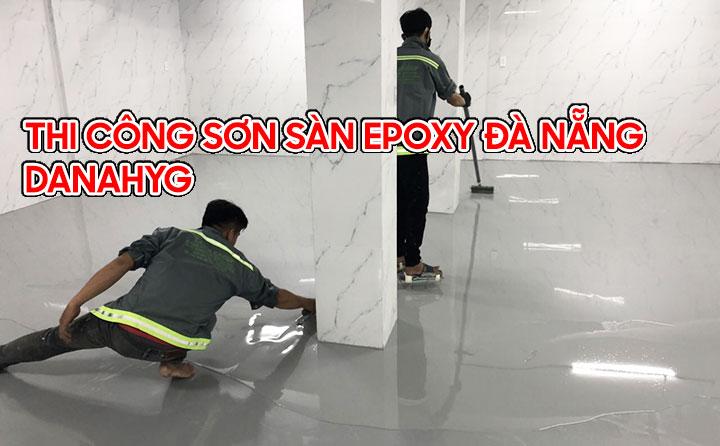 Sơn epoxy tại Đà Nẵng