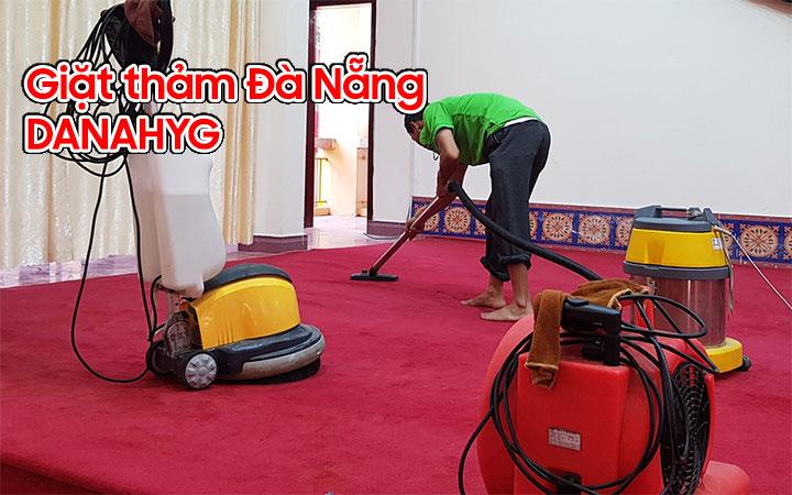 Giặt thảm Đà Nẵng
