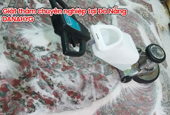 Giặt thảm chuyên nghiệp tại Đà Nẵng