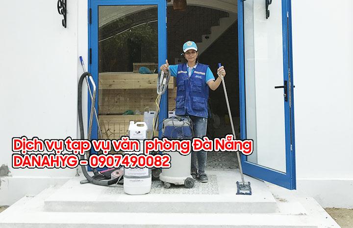 Cung cấp tạp vụ văn phòng tại Đà Nẵng
