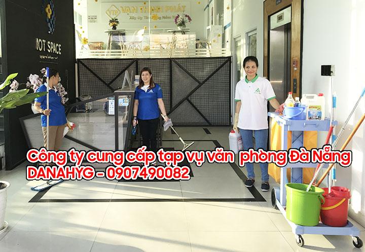 Công ty cung cấp dịch vụ tạp vụ văn phòng tại Đà Nẵng