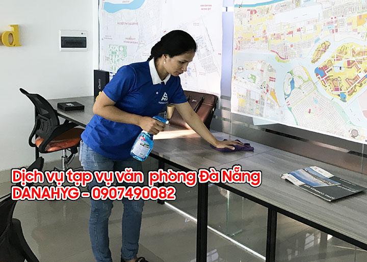 Tạp vụ văn phòng Đà Nẵng