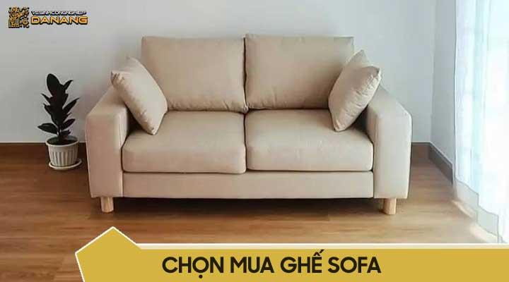 Lưu ý khi mua ghế sofa