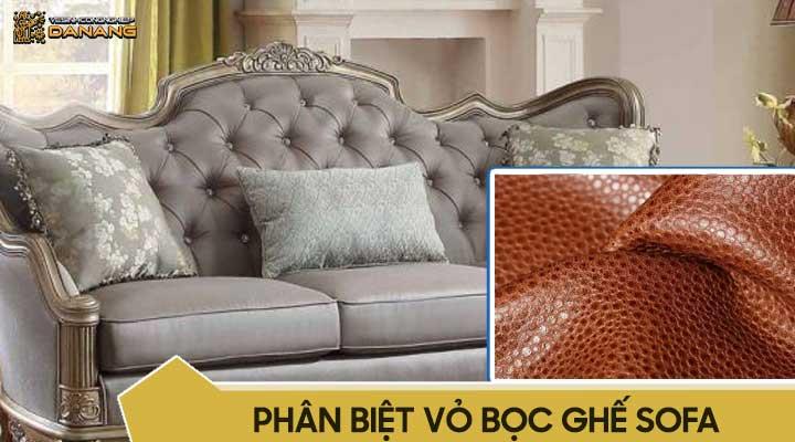 sofa da lộn